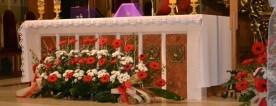 Kompozycja w kościele